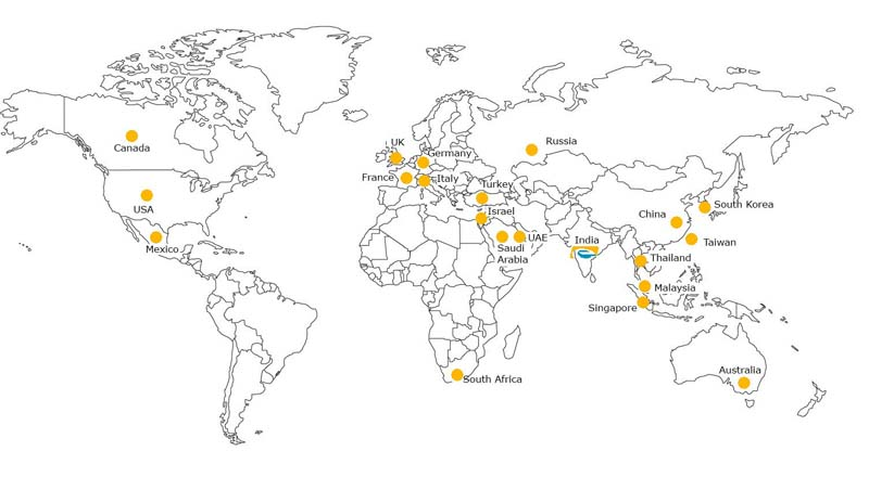 EMS Branches Global