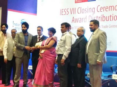 Best Pavalian Award at IESS VII