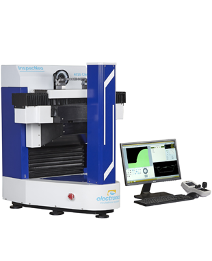 Inspec Neo - The high performing VMM machine manufactured by Electronica Mechatronics