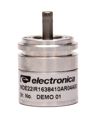 Electronica Mechatronic Systems: Magnetic Rotary Encoders - MDE16