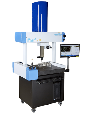 Pearl 433 - CMM without compressed air designed for shop floor use by EMS