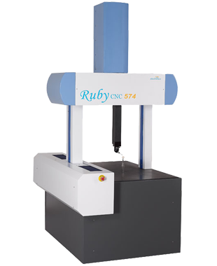 Ruby CMM that supports all types of probing systems from Renishaw including scanning probes and 5 axes motorized probes because of which wide measurement applications can be covered